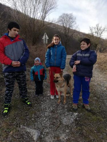 Pomoc mamičke Zuzke a jej Andrejkovi a Lukáškovi