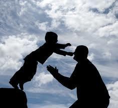 Otec, ktorý dvakrát dáva dobro svojmu synovi