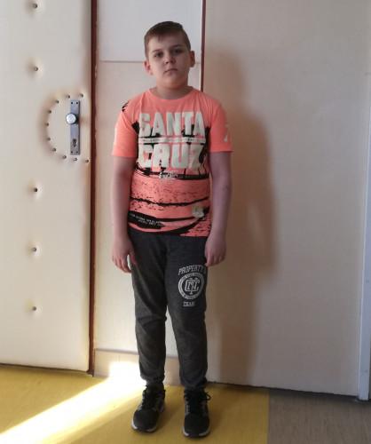 Prosba o pomoc pre Adriána a jeho súrodencov