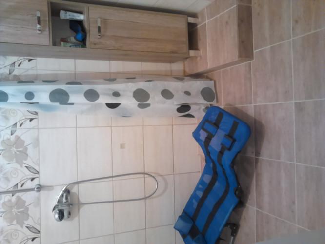 Bezbariérová kúpeľňa