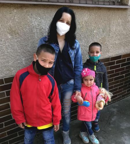 Lepšia budúcnosť pre tri deti