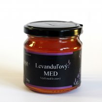 Levanduľový med