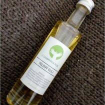 Masážny olej s blahodárnou a liečivou eukalyptovou silicou