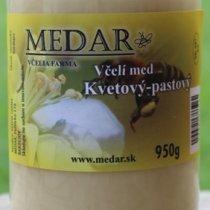 Pastový kvetový med, 950 g