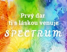 Prvý dar Ti s láskou venuje SPECTRUM