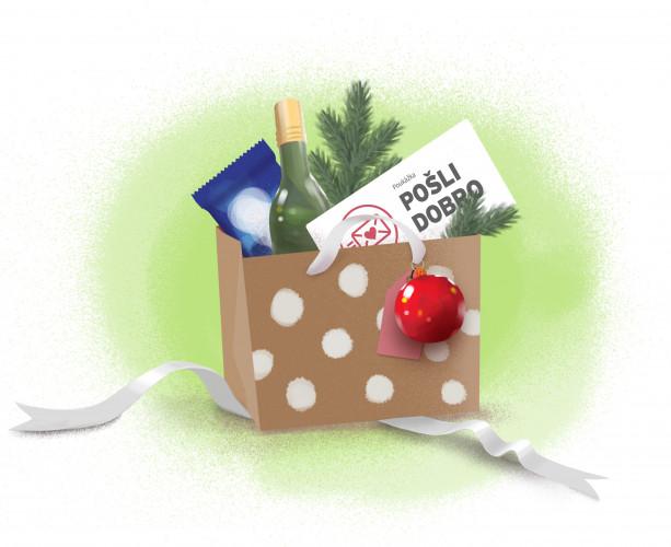 Ako darovať darčekovú poukážku